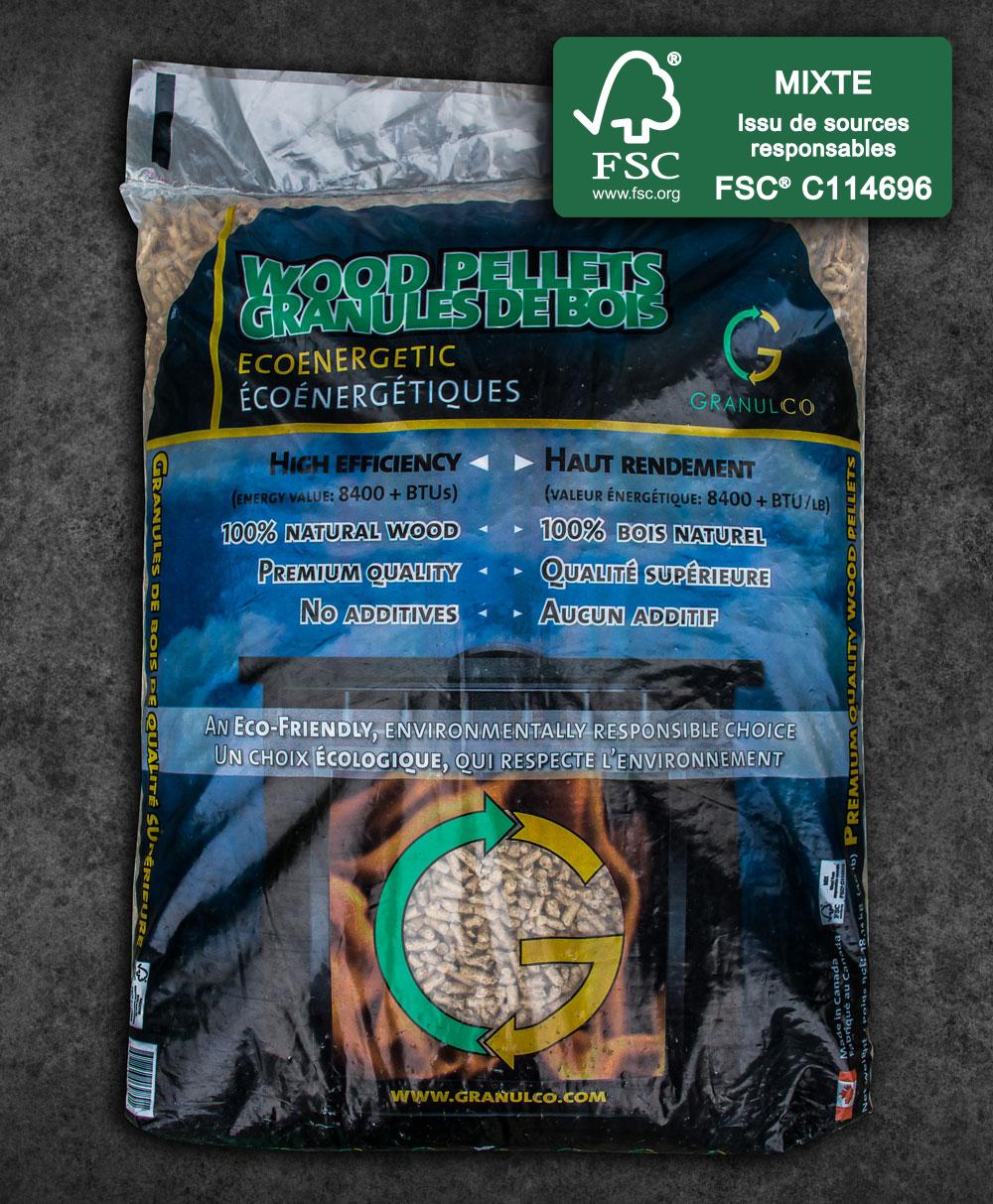 granulco - sac de granules
