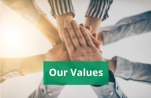 Granulco - Our values